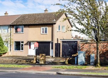 Thumbnail 3 bed semi-detached house for sale in 131 Wigton Road, Carlisle, Cumbria