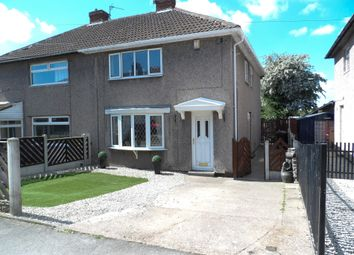 Thumbnail 3 bed semi-detached house for sale in Newstead View, Fitzwilliam, Pontefract
