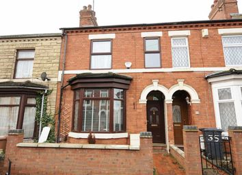 Thumbnail 2 bed terraced house to rent in Ferrestone Road, Wellingborough