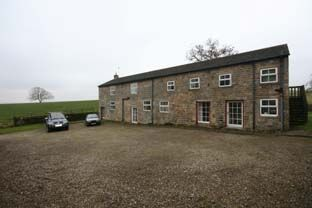 Thumbnail 4 bed barn conversion to rent in Woodbottom Farm, Stainburn