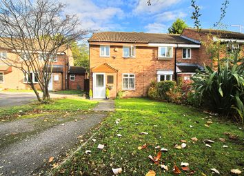 Thumbnail 3 bed town house for sale in Rosse Court, Solihull