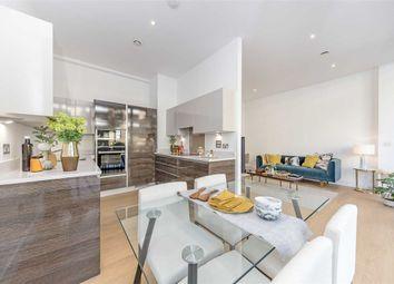 Thumbnail 3 bed flat for sale in Kilburn Park Road, London