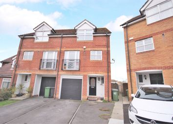 Thumbnail 4 bed town house for sale in Angelica Way, Whiteley, Fareham