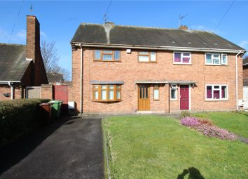 Thumbnail 3 bed semi-detached house for sale in Hawkley Road, Eastfield, Wolverhampton
