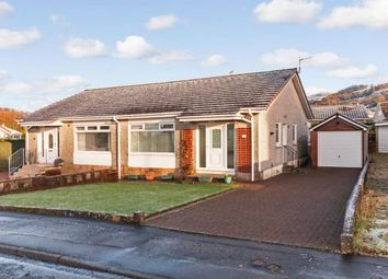 Thumbnail 2 bed bungalow for sale in Glen Avenue, Largs, North Ayrshire, .