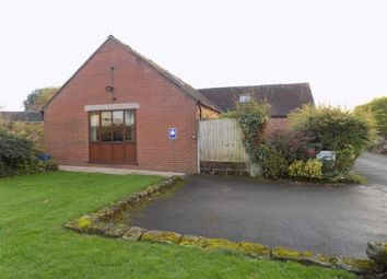 Thumbnail 3 bed semi-detached bungalow to rent in Oakhill Farm, Oakhill, Tean, Staffordshire