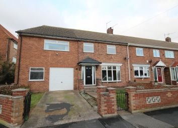 Thumbnail 4 bed end terrace house for sale in Galfrid Road, Bilton, Hull, East Yorkshire