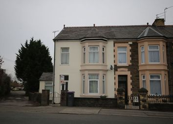 Thumbnail 2 bed flat for sale in Station Road, Pontnewydd, Cwmbran
