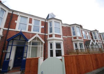 Thumbnail 5 bedroom terraced house to rent in Rothwell Road, Gosforth, Newcastle Upon Tyne