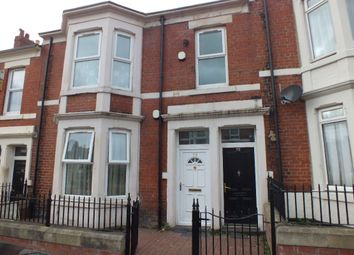 Thumbnail 2 bedroom flat to rent in Gerald Street, Benwell, Newcastle Upon Tyne
