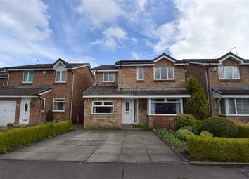 Thumbnail 4 bedroom detached house for sale in Fischer Gardens, Paisley