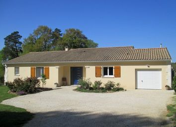 Thumbnail 3 bed bungalow for sale in Roussines, Charente, Poitou-Charentes, France