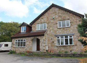 Thumbnail 4 bed detached house for sale in Parlington Lane, Aberford, Leeds