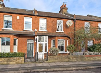 Thumbnail 3 bed terraced house for sale in Dundonald Road, London