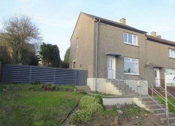 Thumbnail 2 bed end terrace house for sale in Carse Terrace, Alloa