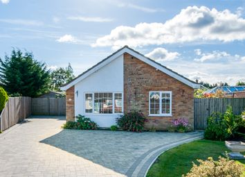 Thumbnail 3 bed detached bungalow for sale in Churchill Close, Watton, Thetford