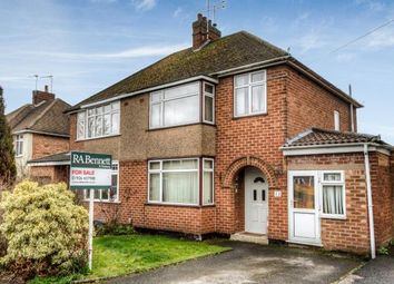 Thumbnail 3 bed semi-detached house for sale in Summerton Road, Whitnash, Warwickshire, England