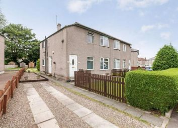 Thumbnail 2 bed flat for sale in Castlemilk Crescent, Glasgow, Lanarkshire