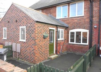Thumbnail 3 bed property to rent in Model Village, Creswell, Worksop