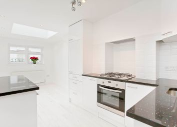 Thumbnail 2 bed flat to rent in St. Hildas Road, London