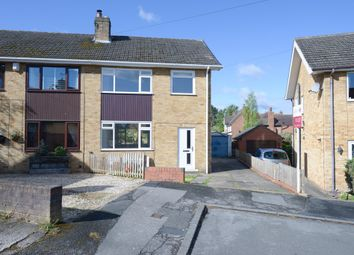 Thumbnail 3 bed semi-detached house to rent in Rossendale Close, Walton, Chesterfield