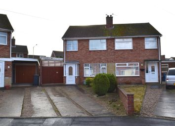 Thumbnail 3 bed semi-detached house for sale in Oaklands Drive, Trench, Telford, Shropshire