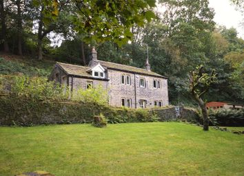 Thumbnail 3 bed detached house for sale in Brownhill Lane, Holmbridge, Holmfirth, West Yorkshire