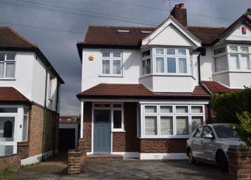 Thumbnail 4 bed property for sale in Leamington Avenue, Morden