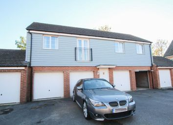Thumbnail 2 bed flat for sale in Chamberlain Fields, Littleport, Ely