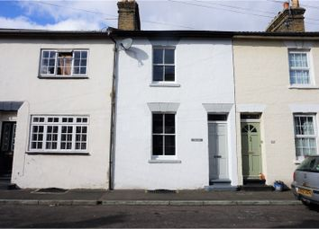 Thumbnail 3 bed terraced house for sale in Langdon Road, Rochester