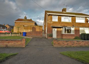 Thumbnail 3 bed semi-detached house for sale in Wirksworth Road, Ilkeston