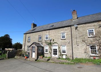Thumbnail 3 bed terraced house for sale in Church Row, Talgarth, Brecon