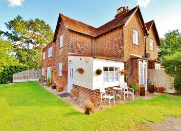 Thumbnail 1 bedroom flat to rent in Stapleford Road, Stapleford Tawney, Romford