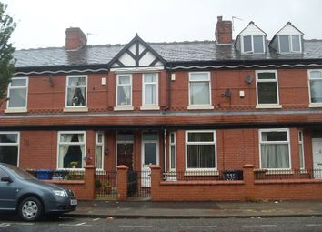 Thumbnail 4 bed terraced house to rent in Littleton Road, Salford, Greater Manchester