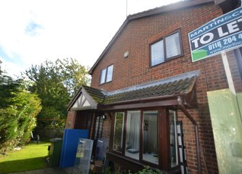 Thumbnail 2 bed end terrace house to rent in Oaks Court, Narborough, Leicester