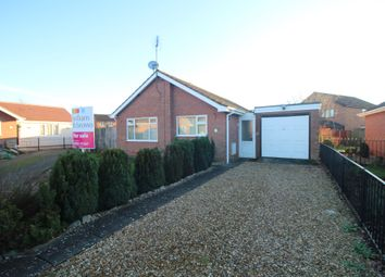 Thumbnail 2 bed detached bungalow for sale in Hinchingbrook Close, South Wootton, King's Lynn