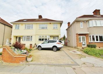 Thumbnail 3 bedroom semi-detached house for sale in Sheila Close, Romford