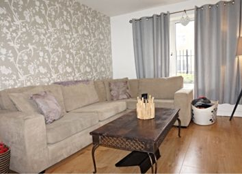 Thumbnail 2 bed flat for sale in Morgan Close, Luton