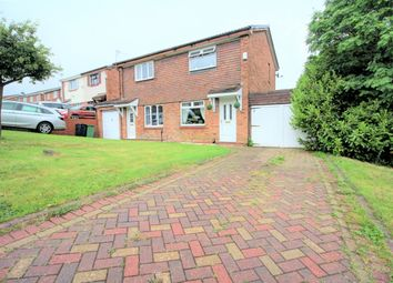 Thumbnail 2 bed semi-detached house for sale in Pebworth Grove, Dudley