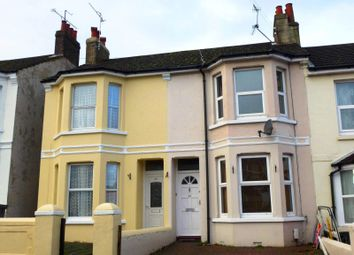 Thumbnail 3 bedroom terraced house to rent in Sugden Road, Worthing