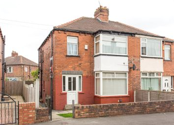 Thumbnail 3 bed semi-detached house for sale in Rosecliffe Mount, Leeds, West Yorkshire