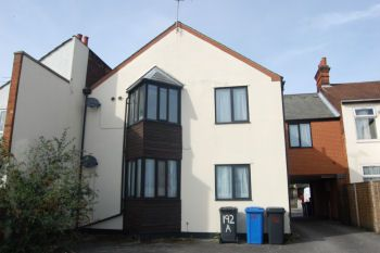 Thumbnail 2 bed flat to rent in St Helens Street, Ipswich, Suffolk
