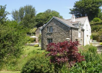 Thumbnail 10 bed detached house for sale in Parracombe, Barnstaple