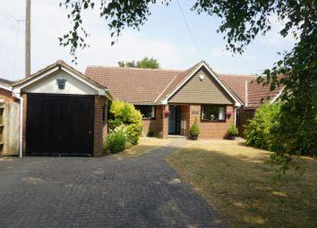 Thumbnail 4 bed detached bungalow for sale in Rushetts Road, Sevenoaks