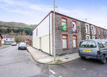 Thumbnail 4 bedroom terraced house for sale in Miskin Street, Treherbert, Treorchy