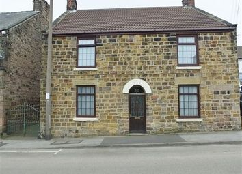 Thumbnail 3 bed cottage for sale in Main Street, Sheffield