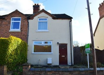 Thumbnail 2 bed semi-detached house for sale in Salisbury Road, Market Drayton
