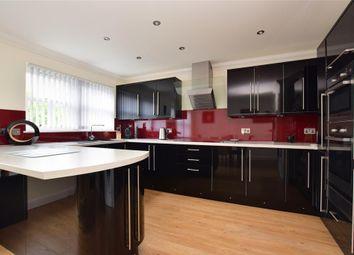 Thumbnail 4 bed town house for sale in Burlington Place, Reigate, Surrey