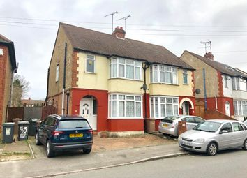 Thumbnail 3 bedroom semi-detached house to rent in Chester Avenue, Leagrave, Luton