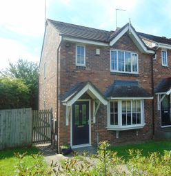 Thumbnail 3 bed end terrace house for sale in Camberley Close, Bury, Lancashire